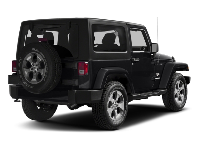 2017 Jeep Wrangler Base Price Winter 4x4 *Ltd Avail* Pricing side rear view