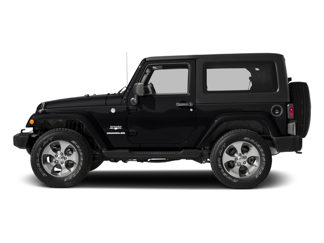 2017 Jeep Wrangler Base Price Winter 4x4 *Ltd Avail* Pricing side view