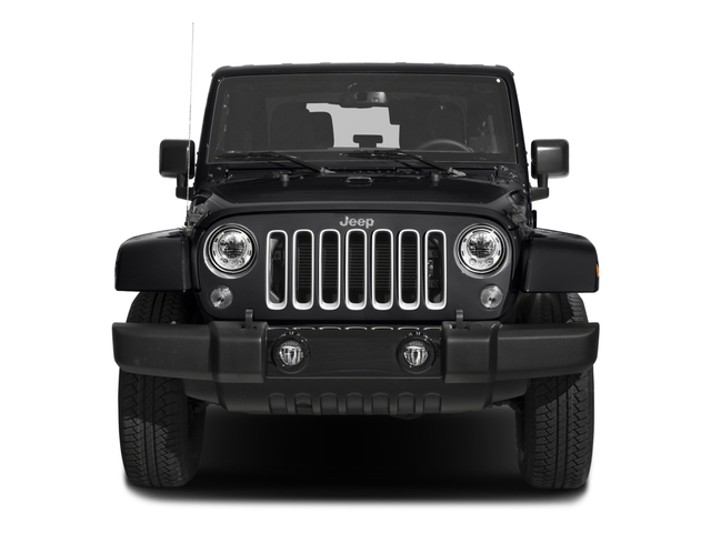 2017 Jeep Wrangler Base Price Winter 4x4 *Ltd Avail* Pricing front view