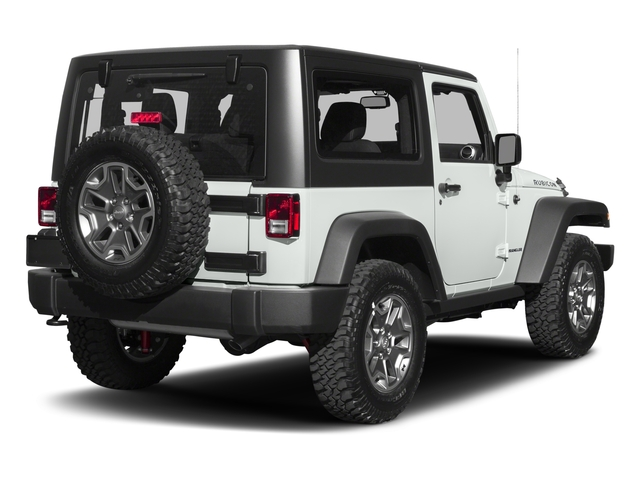 2017 Jeep Wrangler Base Price Rubicon Recon 4x4 Pricing side rear view