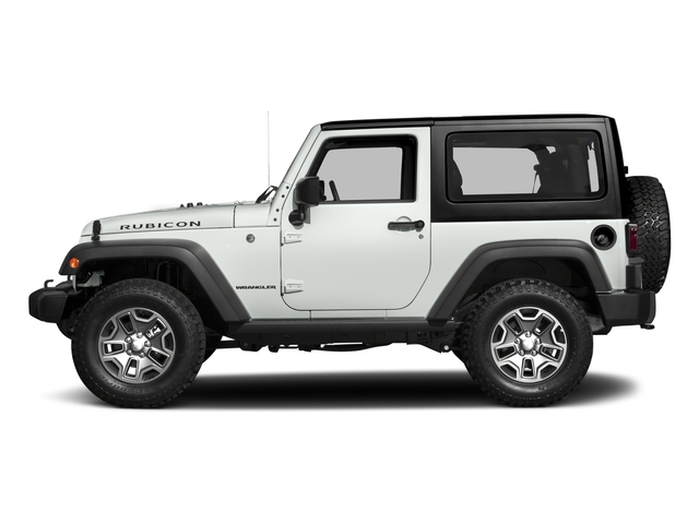 2017 Jeep Wrangler Base Price Rubicon Recon 4x4 Pricing side view