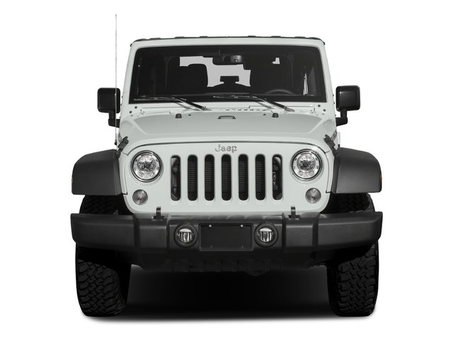 2017 Jeep Wrangler Base Price Rubicon Recon 4x4 Pricing front view