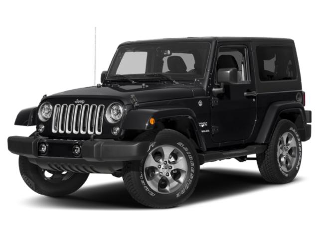 2017 Jeep Wrangler Prices and Values Utility 2D Rubicon Recon 4WD V6