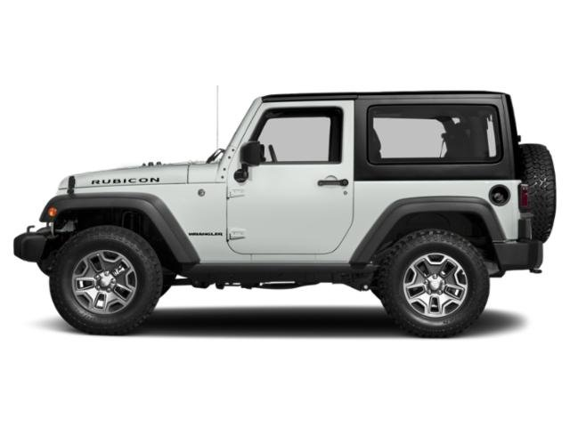 2017 Jeep Wrangler Pictures Wrangler Utility 2D Rubicon 4WD V6 photos side view