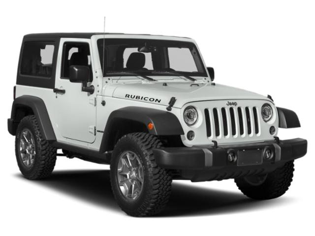 2017 Jeep Wrangler Prices and Values Utility 2D Rubicon Recon 4WD V6 side front view