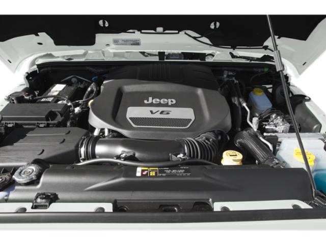 2017 Jeep Wrangler Prices and Values Utility 2D Rubicon Recon 4WD V6 engine