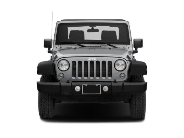 2017 Jeep Wrangler Prices and Values Utility 2D Rubicon Recon 4WD V6 front view