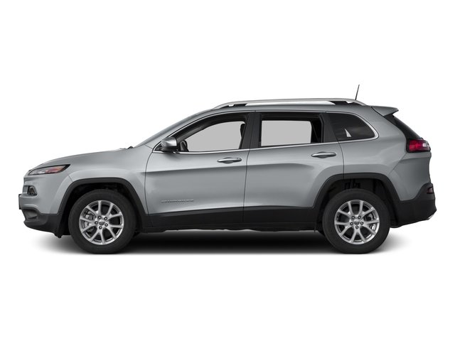 2017 Jeep Cherokee Prices and Values Utility 4D Latitude 4WD side view