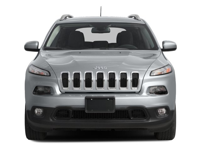 2017 Jeep Cherokee Prices and Values Utility 4D Latitude 4WD front view