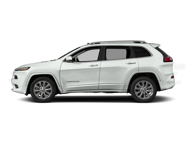 2017 Jeep Cherokee Pictures Cherokee Utility 4D Overland 4WD photos side view