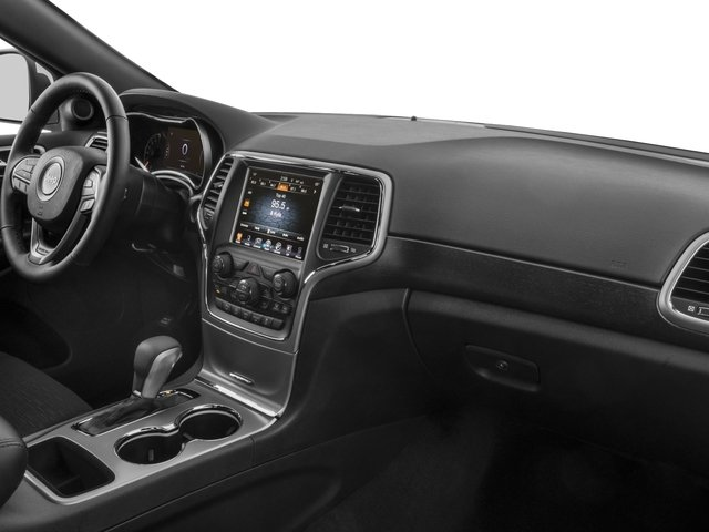 2017 Jeep Grand Cherokee Base Price Altitude 4x2 *Ltd Avail* Pricing passenger's dashboard