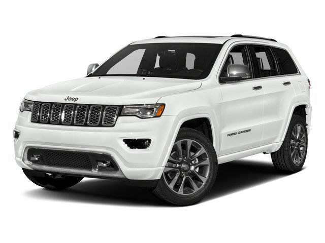2017 Jeep Grand Cherokee Base Price Overland 4x2 Pricing side front view