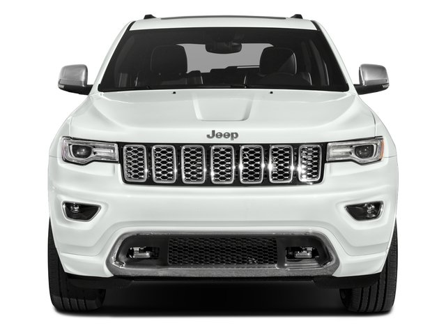 2017 Jeep Grand Cherokee Pictures Grand Cherokee Utility 4D Overland 2WD photos front view