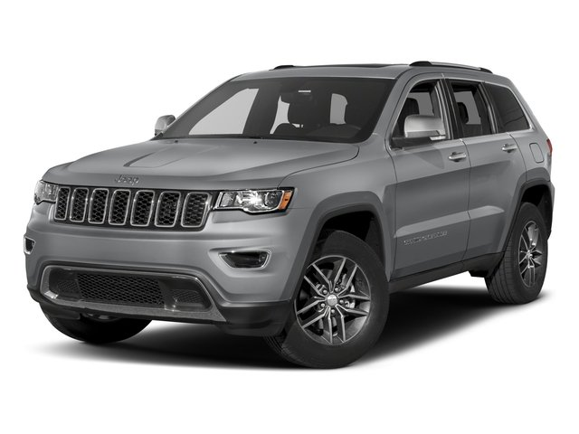 2017 Jeep Grand Cherokee Pictures Grand Cherokee Utility 4D Limited 4WD T-Dsl photos side front view