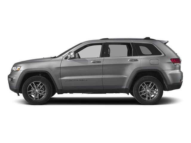 2017 Jeep Grand Cherokee Prices and Values Utility 4D Limited 4WD side view