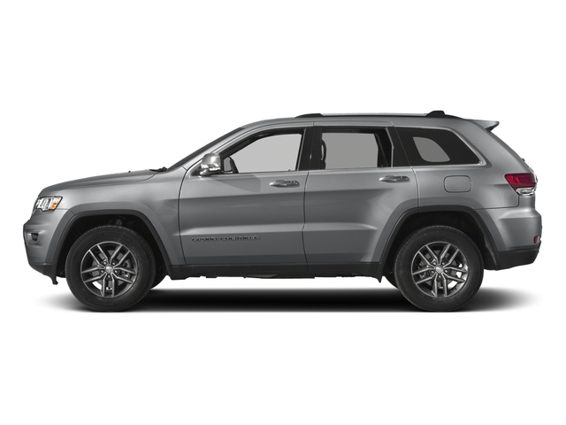 2017 Jeep Grand Cherokee Pictures Grand Cherokee Limited 75th Anniversary Edition 4x2 *Ltd Avail* photos side view