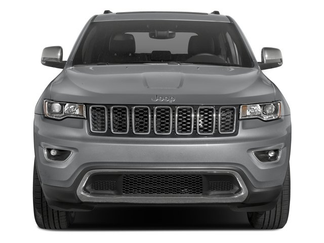 2017 Jeep Grand Cherokee Prices and Values Utility 4D Limited 4WD front view