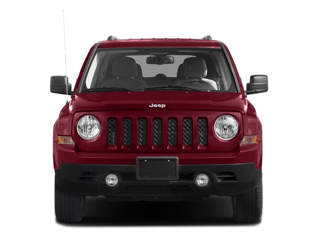 2017 Jeep Patriot Pictures Patriot Utility 4D Sport 4WD I4 photos front view