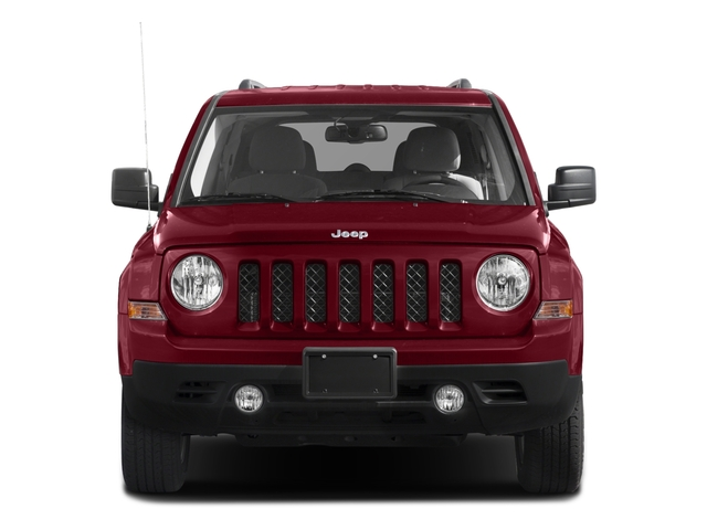 2017 Jeep Patriot Base Price High Altitude 4x4 Pricing front view