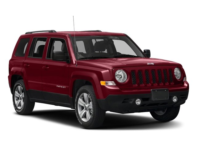 2017 Jeep Patriot Prices and Values Utility 4D Sport 4WD I4 side front view