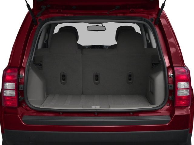 2017 Jeep Patriot Base Price High Altitude 4x4 Pricing open trunk