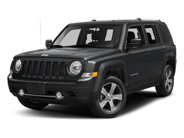 2017 Jeep Patriot Base Price Latitude FWD Pricing side front view