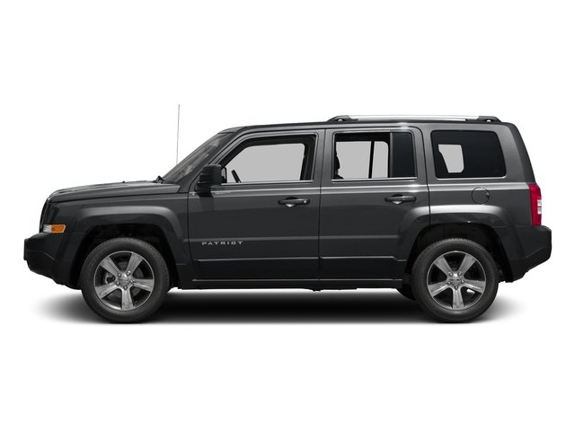 2017 Jeep Patriot Base Price Latitude FWD Pricing side view