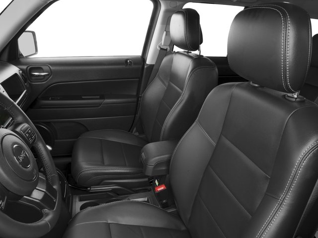 2017 Jeep Patriot Base Price Latitude FWD Pricing front seat interior