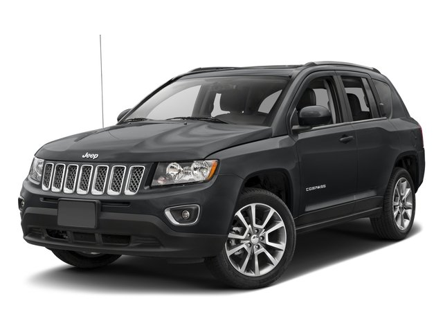 2017 Jeep Compass Prices and Values Utility 4D Sport 4WD