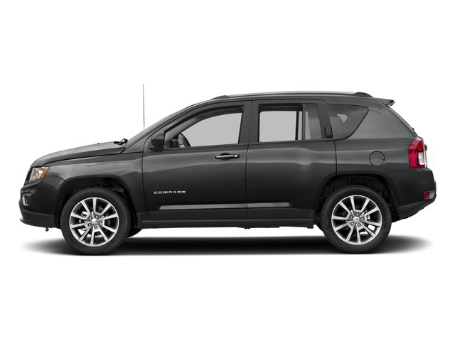 2017 Jeep Compass Prices and Values Utility 4D Sport 4WD side view
