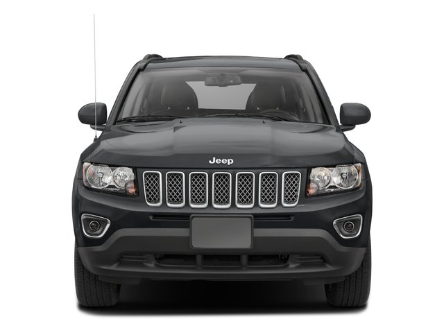 2017 Jeep Compass Prices and Values Utility 4D Sport 4WD front view