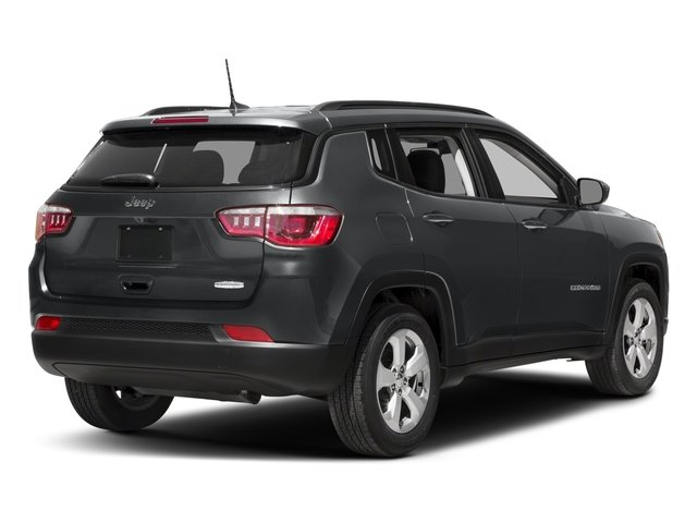 2017 Jeep Compass Base Price Trailhawk 4x4 Pricing side rear view