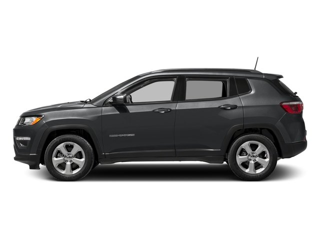 2017 Jeep Compass Pictures Compass Latitude FWD photos side view
