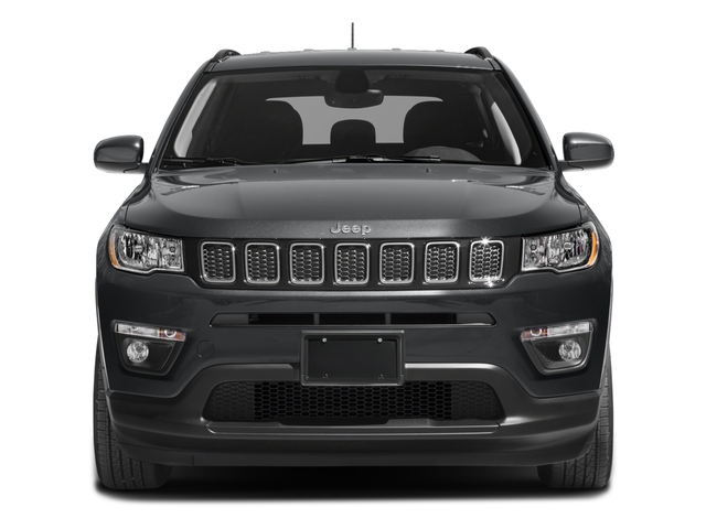 2017 Jeep Compass Base Price Limited 4x4 Pricing front view