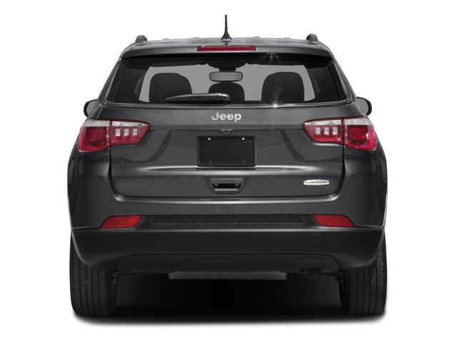 2017 Jeep Compass Base Price Trailhawk 4x4 Pricing rear view