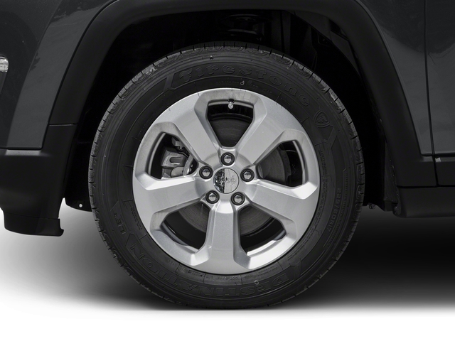2017 Jeep Compass Base Price Limited 4x4 Pricing wheel