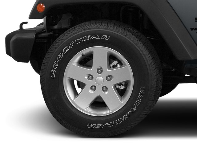 2017 Jeep Wrangler Unlimited Base Price Sport 4x4 Pricing wheel