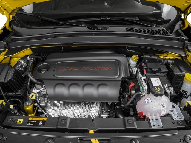 2017 Jeep Renegade Prices and Values Utility 4D Altitude 2WD engine