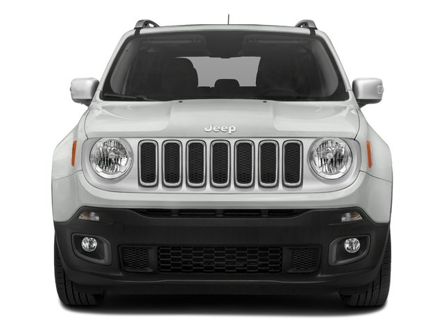 2017 Jeep Renegade Pictures Renegade Utility 4D Limited 2WD photos front view