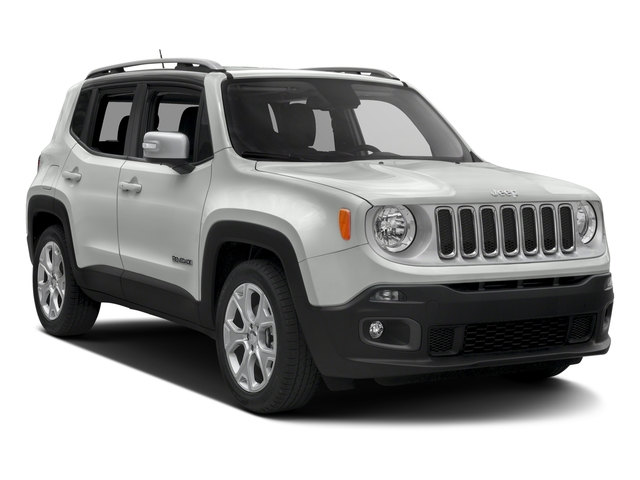 2017 Jeep Renegade Prices and Values Utility 4D Limited AWD side front view