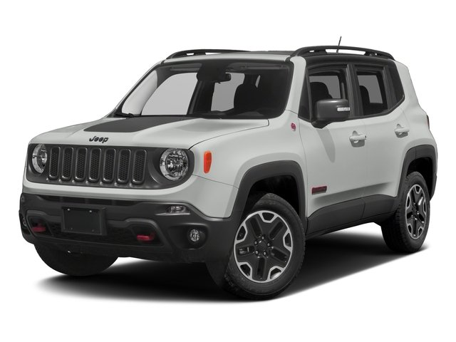 2017 Jeep Renegade Prices and Values Utility 4D Trailhawk AWD