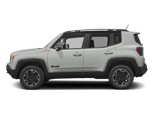 2017 Jeep Renegade Prices and Values Utility 4D Trailhawk AWD side view