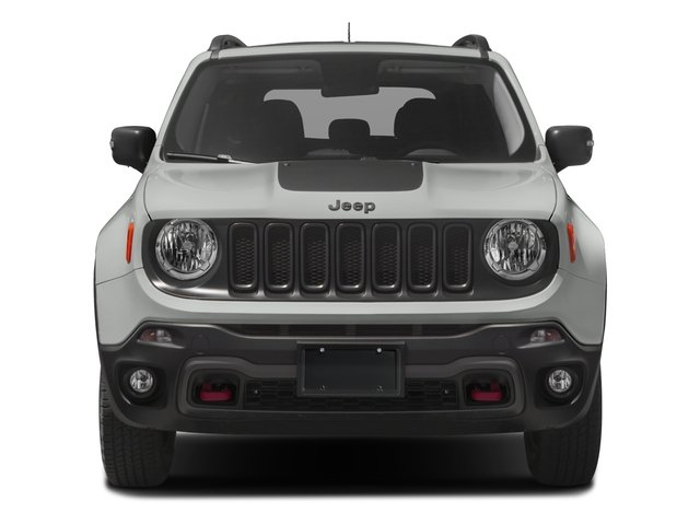 2017 Jeep Renegade Prices and Values Utility 4D Trailhawk AWD front view