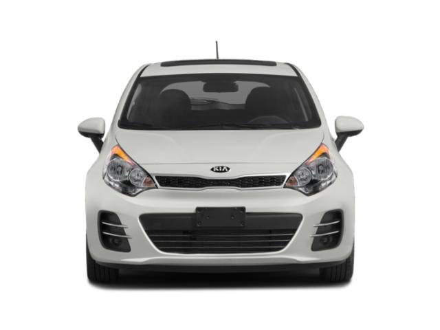 2017 Kia Rio 5-Door Prices and Values Hatchback 5D SX I4 front view