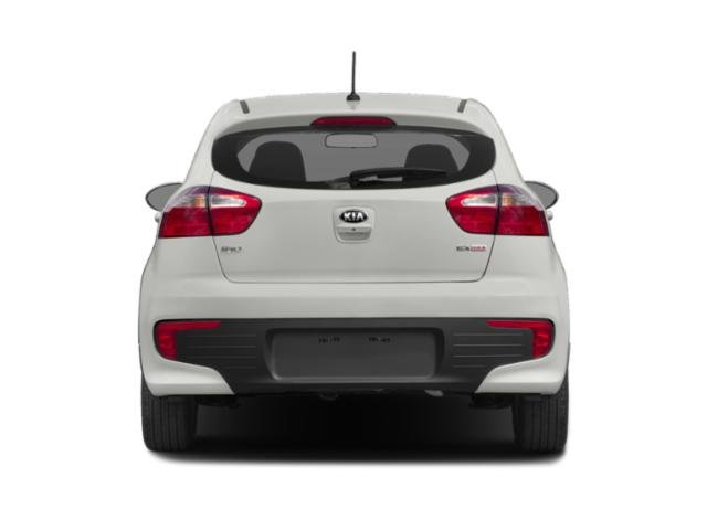 2017 Kia Rio 5-Door Prices and Values Hatchback 5D SX I4 rear view