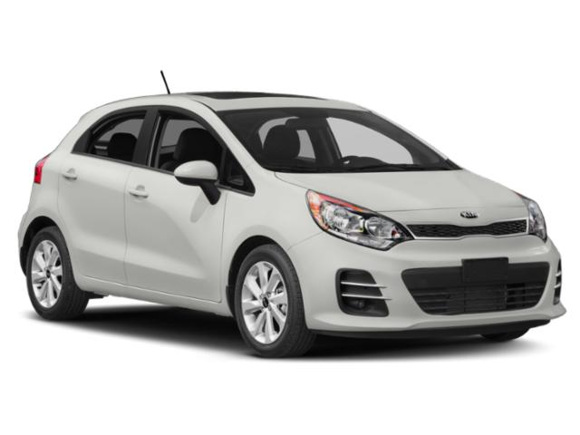2017 Kia Rio 5-Door Prices and Values Hatchback 5D SX I4 side front view