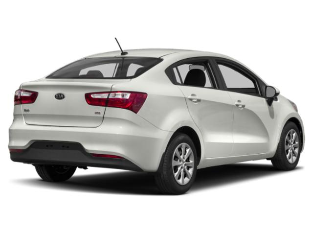 2017 Kia Rio 5-Door Prices and Values Hatchback 5D SX I4 side rear view