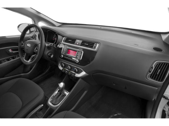 2017 Kia Rio 5-Door Prices and Values Hatchback 5D SX I4 passenger's dashboard