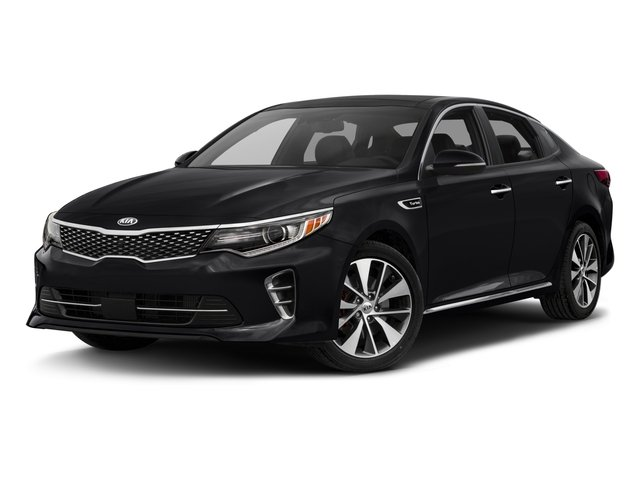 2017 Kia Optima Base Price SX Auto Pricing side front view