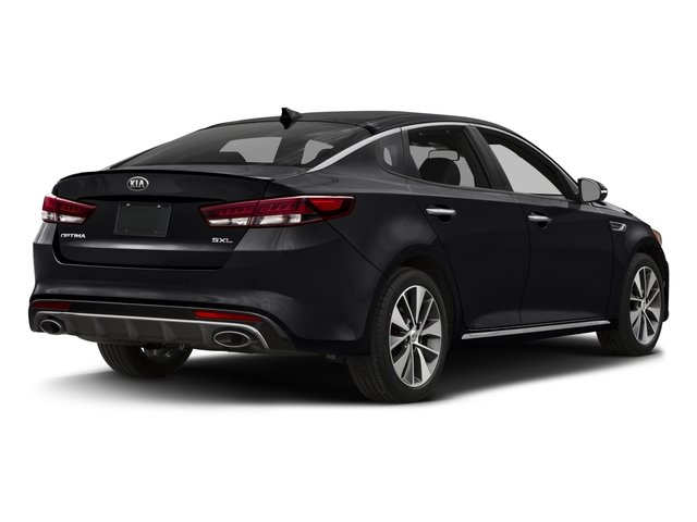 2017 Kia Optima Base Price Sx Limited Auto Pricing Side Rear View